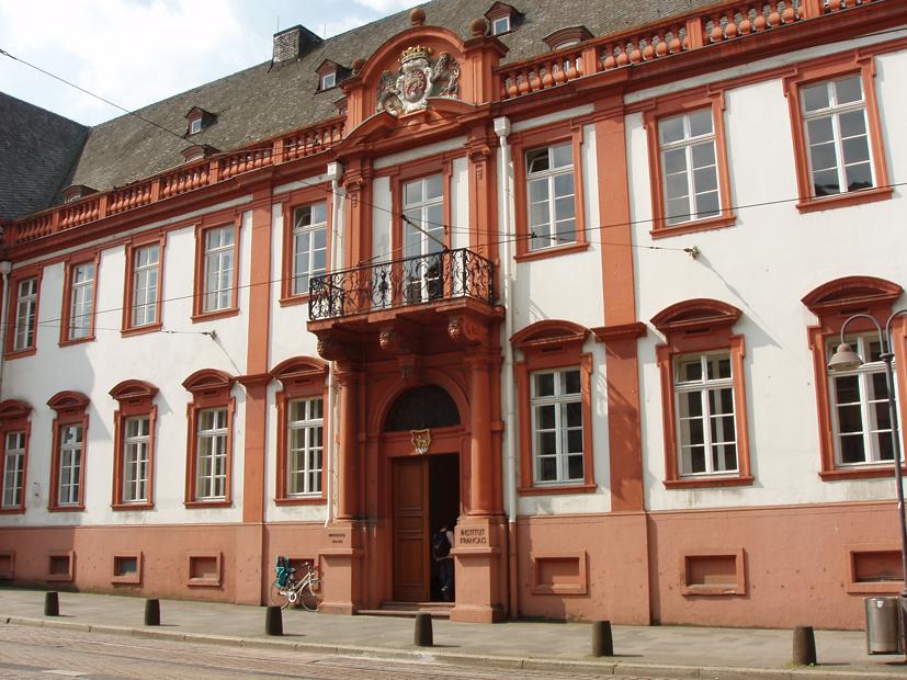 Mainz, Schillerstraße 11, Schönborner Hof