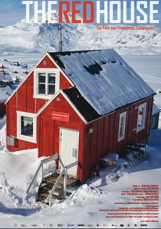 """Plakat """"Das rote Haus"""""""