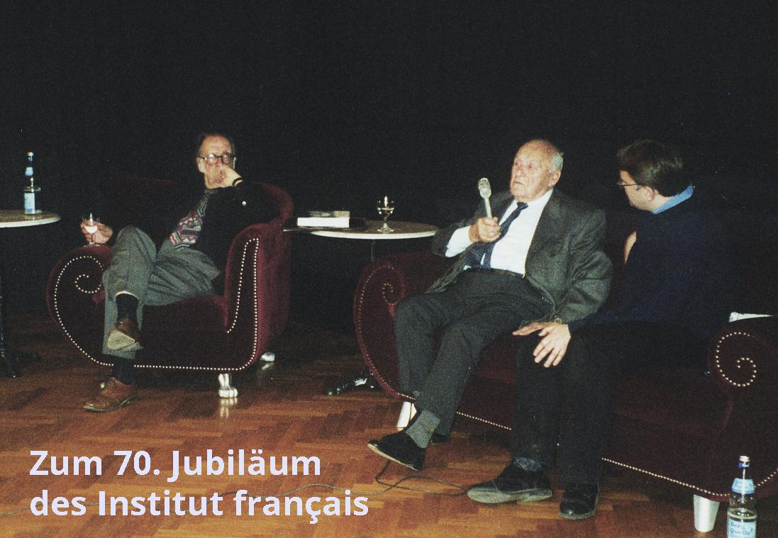 Deutsch-französische Filmbeziehungen – Tagungsbericht